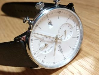 Junghans FORM Chronoscope