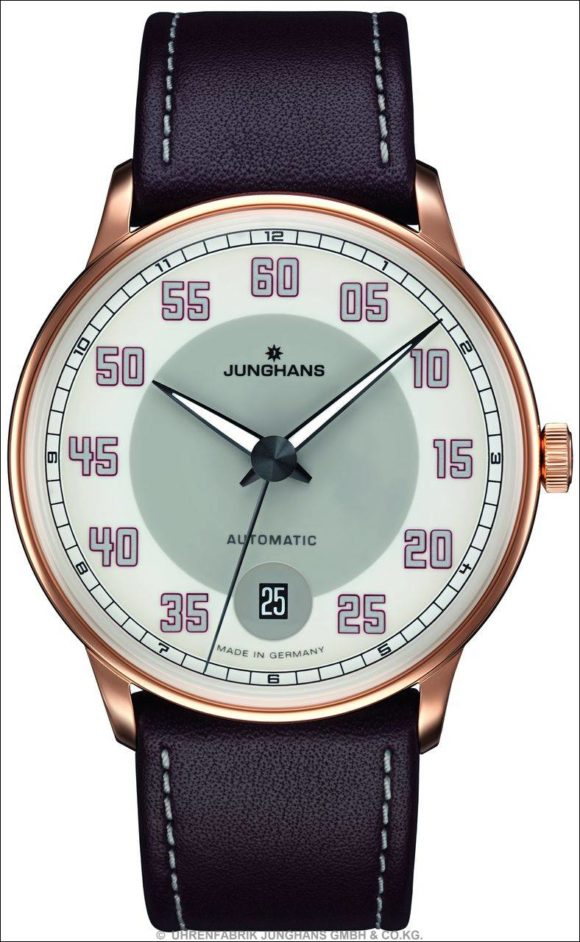 Junghans - Meister Driver Automatic