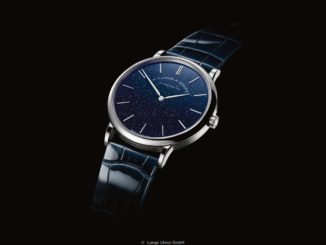 SAXONIA THIN in Kupferblau > Ref. 205.086