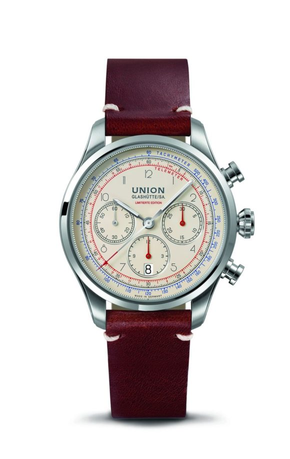 Belisar Chronograph Limitierte Edition Sachsen Classic 2018