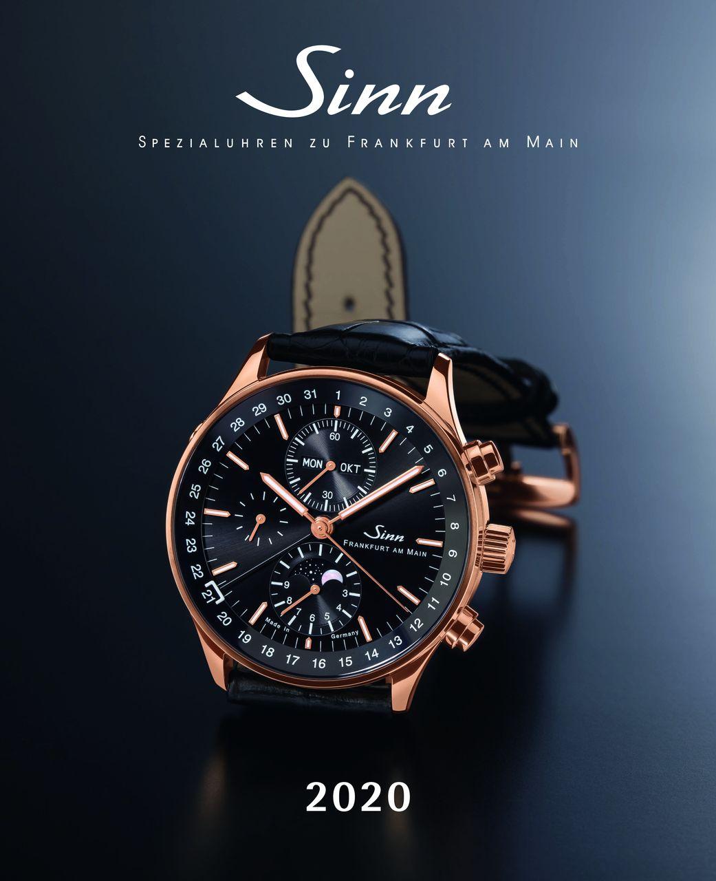 SINN-Wandbildkalender 2020