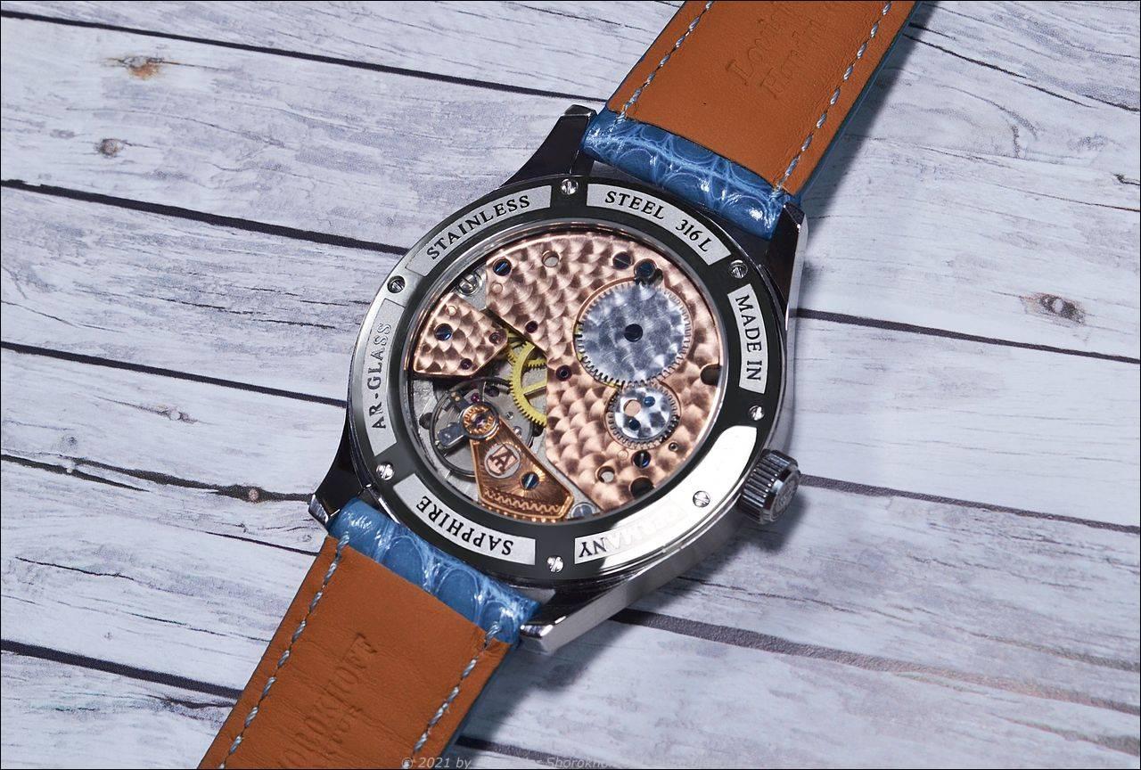 Alexander Shorokhoff Uhrenmanuifaktur, Modell NEVA - AS.NEV02-1